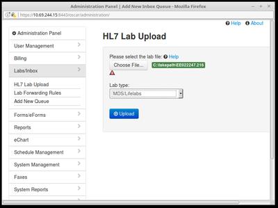 15 HL7 Update