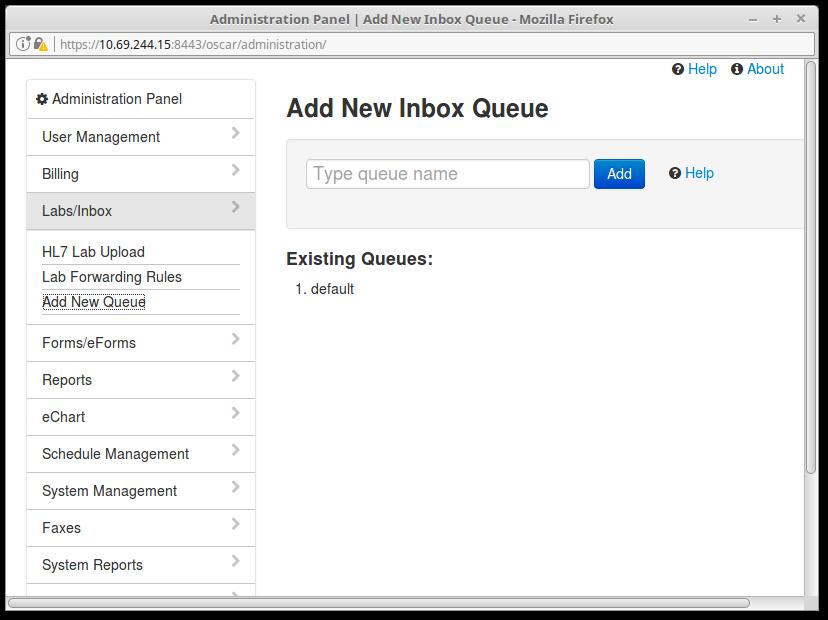 15 Inbox Queue