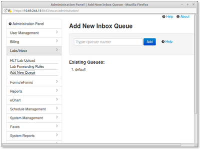 15 Inbox Queue