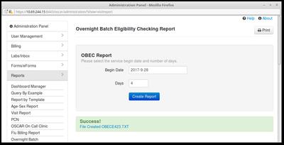 15 OBEC Report