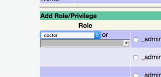 15 Doctor Priveledges