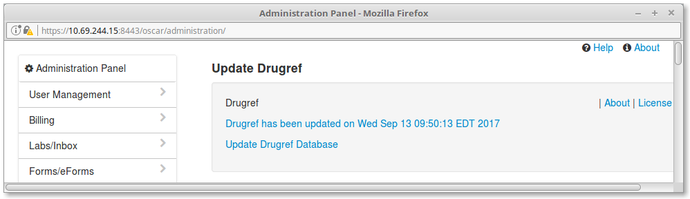 15 Update Drugref