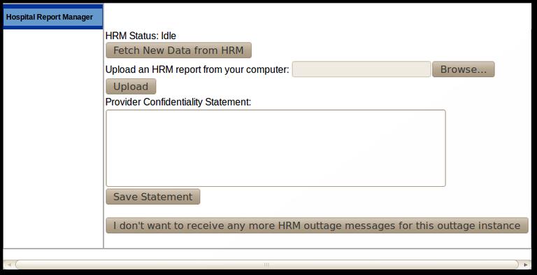 11x HRM Status